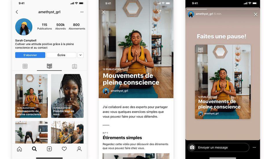Instagram : bientôt une fonctionnalité de conseils pour les influenceurs ?