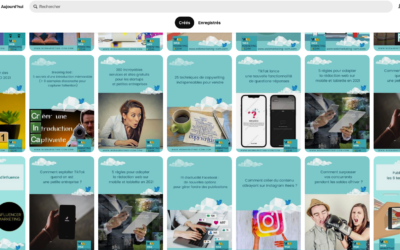 Pinterest : de nouveaux outils et un nouveau format Vidéo!